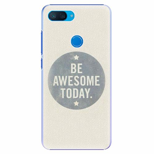 Plastový kryt iSaprio - Awesome 02 - Xiaomi Mi 8 Lite