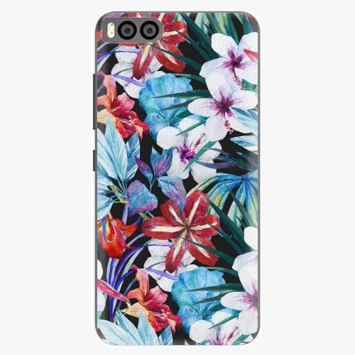 Plastový kryt iSaprio - Tropical Flowers 05 - Xiaomi Mi6