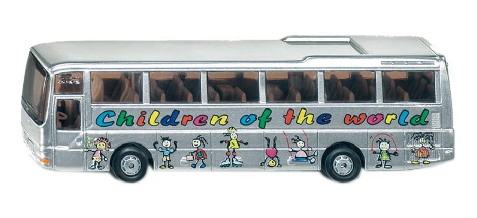 SIKU Autobus různé druhy 1:87 kovový model 1624