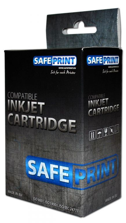 Inkoust Safeprint C13T07144010 kompatibilní yellow pro Epson Stylus D78, DX 4000, DX 5000