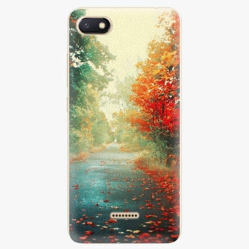 Plastový kryt iSaprio - Autumn 03 - Xiaomi Redmi 6A