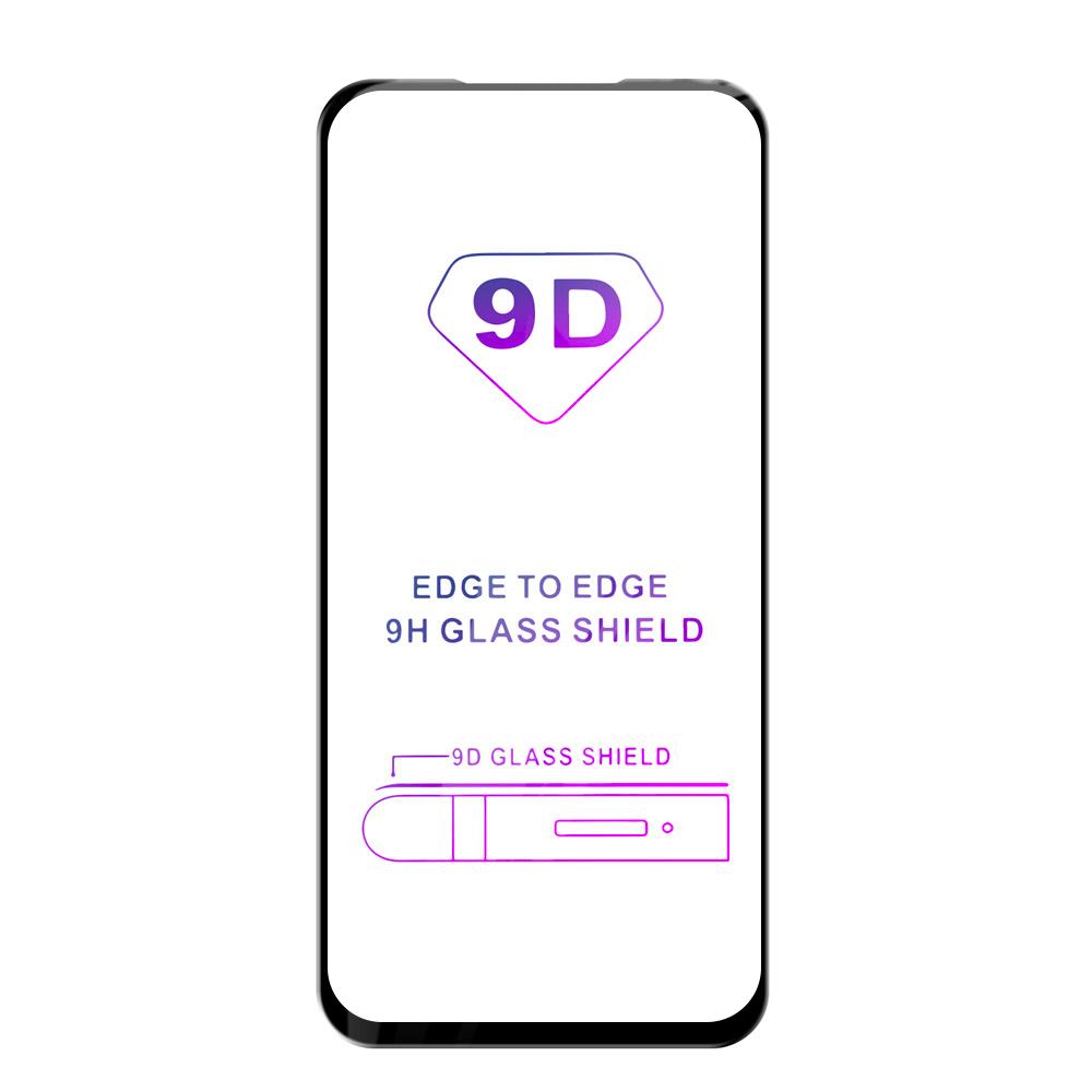 Tvrzené sklo iSaprio 9D BLACK pro Samsung Galaxy A21s