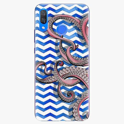 Plastový kryt iSaprio - Octopus - Huawei Y9 2019