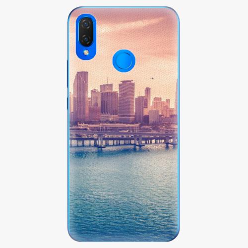 Plastový kryt iSaprio - Morning in a City - Huawei Nova 3i
