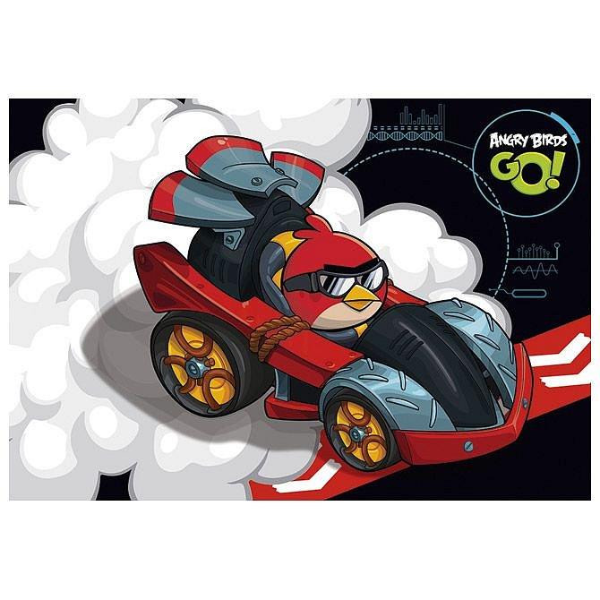 Podložka na stůl - Angry Birds Go 55x38 cm
