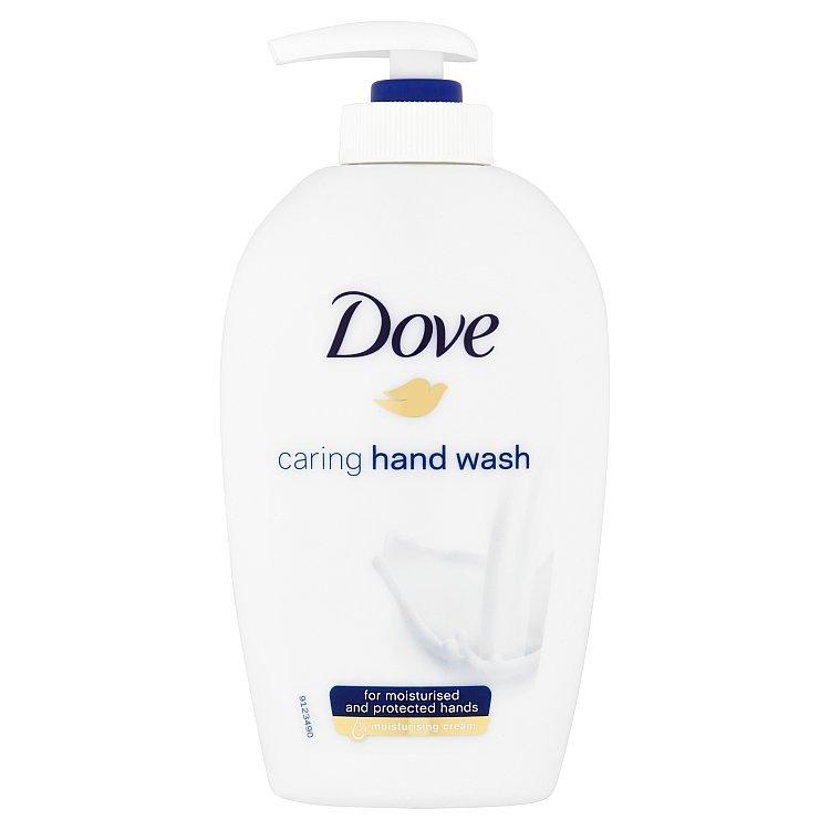 Krémové tekuté mýdlo 250 ml