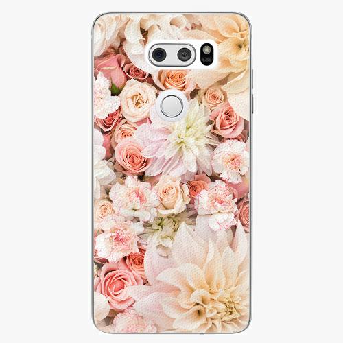 Plastový kryt iSaprio - Flower Pattern 06 - LG V30