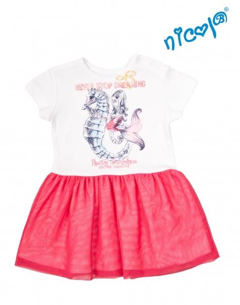 Kojenecké šaty Nicol, Mořská víla