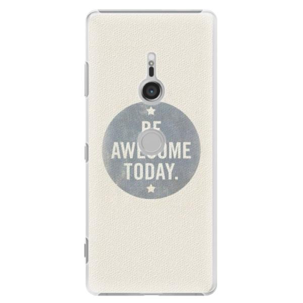Plastové pouzdro iSaprio - Awesome 02 - Sony Xperia XZ3