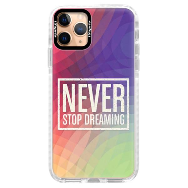 Silikonové pouzdro Bumper iSaprio - Dreaming - iPhone 11 Pro