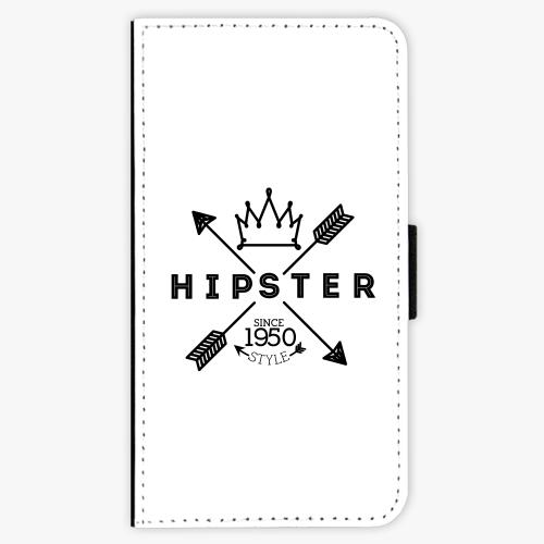 Flipové pouzdro iSaprio - Hipster Style 02 - Samsung Galaxy J1 2016