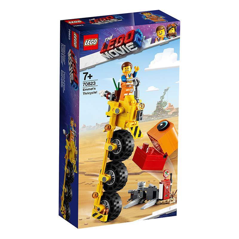 LEGO MOVIE PŘÍBĚH 2: Emmetova tříkolka! 70823