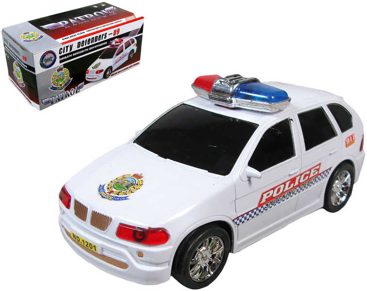Dětské policejní auto Policie