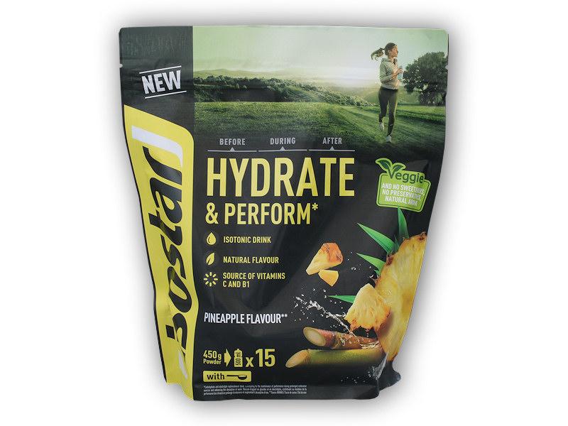 Isostar hydrate perform v<b>egg</b>ie 450g-ananas