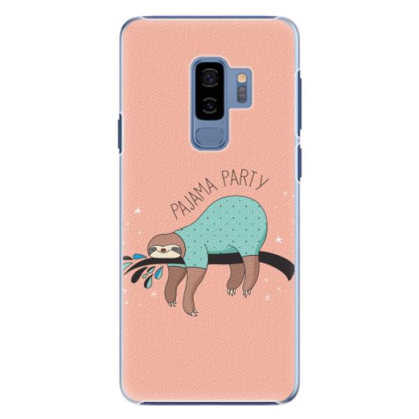 Plastové pouzdro iSaprio - Pajama Party - Samsung Galaxy S9 Plus