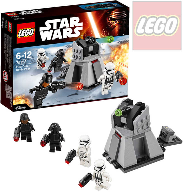 LEGO STAR WARS TM 75132 Bitevní balíček Prvního řádu