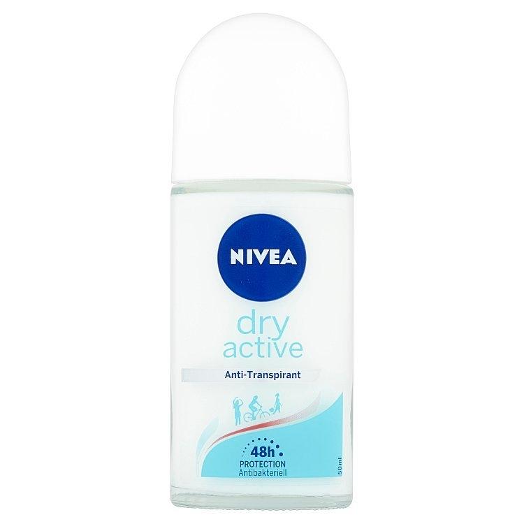 Dry Active kuličkový antiperspirant 50 ml
