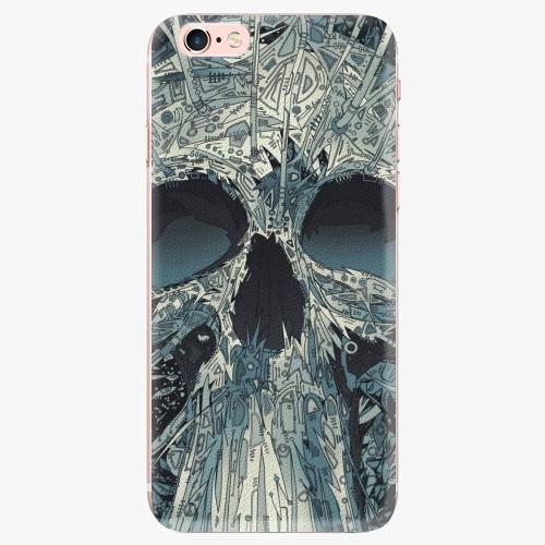 Plastový kryt iSaprio - Abstract Skull - iPhone 7 Plus
