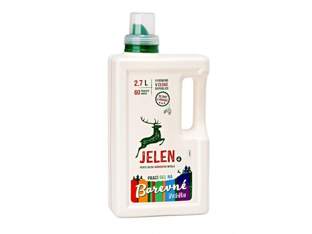 Prací gel na barevné prádlo 1,35l