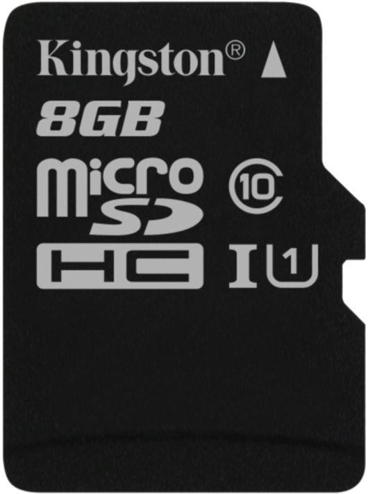 Paměťová karta Kingston micro SDHC UHS-I Industrial Temp class 10 8GB