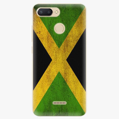 Plastový kryt iSaprio - Flag of Jamaica - Xiaomi Redmi 6