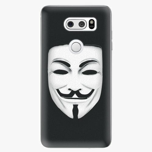 Plastový kryt iSaprio - Vendeta - LG V30