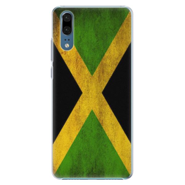 Plastové pouzdro iSaprio - Flag of Jamaica - Huawei P20