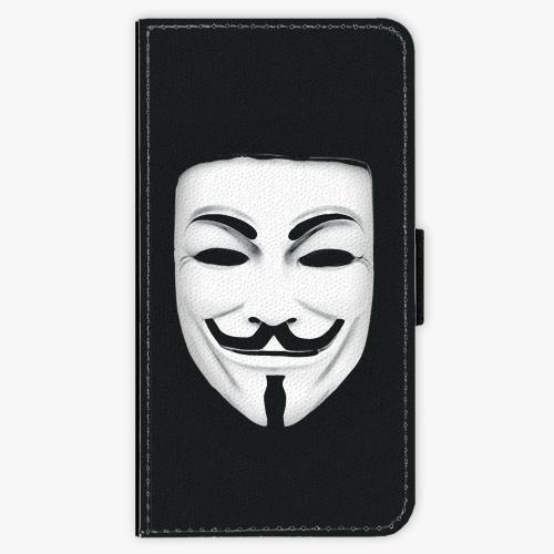 Flipové pouzdro iSaprio - Vendeta - Huawei Nova