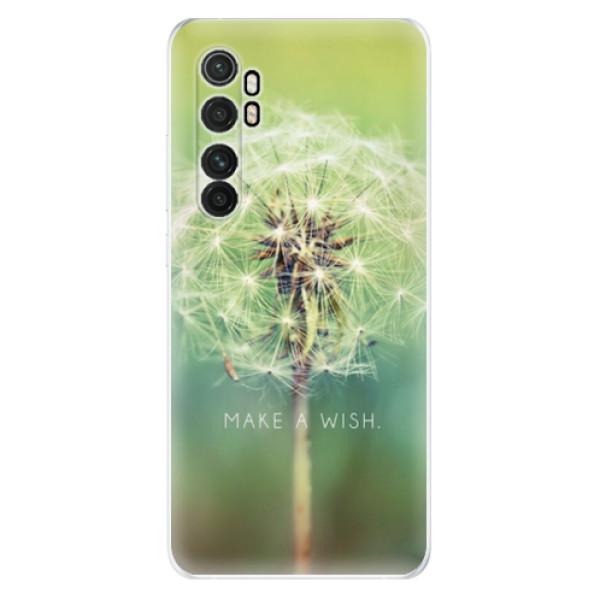 Odolné silikonové pouzdro iSaprio - Wish - Xiaomi Mi Note 10 Lite