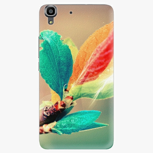 Plastový kryt iSaprio - Autumn 02 - Huawei Ascend Y6