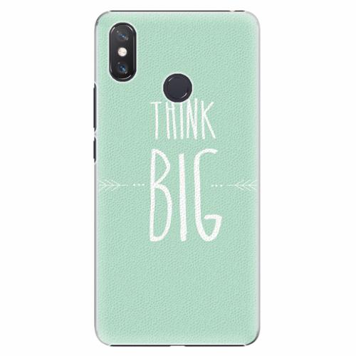 Plastový kryt iSaprio - Think Big - Xiaomi Mi Max 3