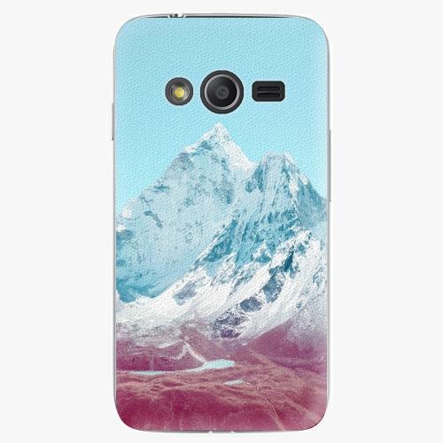Plastový kryt iSaprio - Highest Mountains 01 - Samsung Galaxy Trend 2 Lite