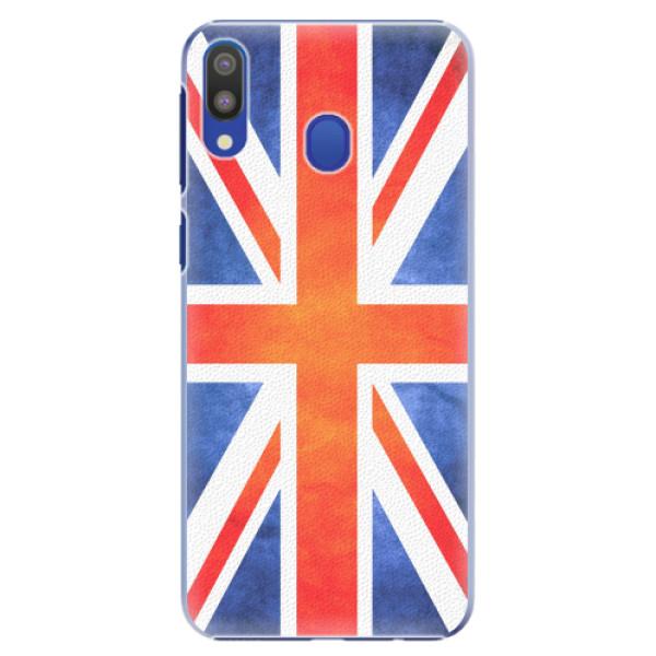 Plastové pouzdro iSaprio - UK Flag - Samsung Galaxy M20