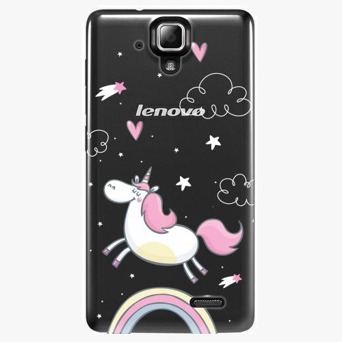 Plastový kryt iSaprio - Unicorn 01 - Lenovo A536