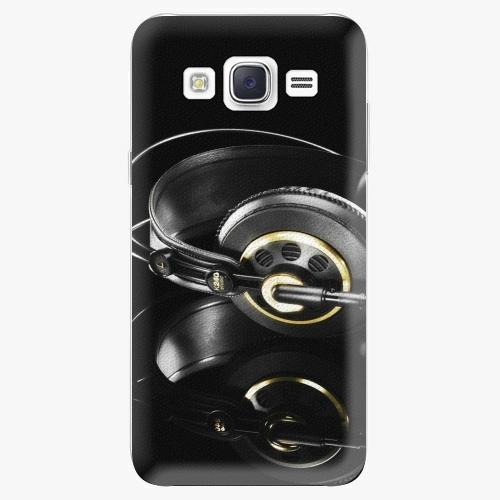 Plastový kryt iSaprio - Headphones 02 - Samsung Galaxy Core Prime