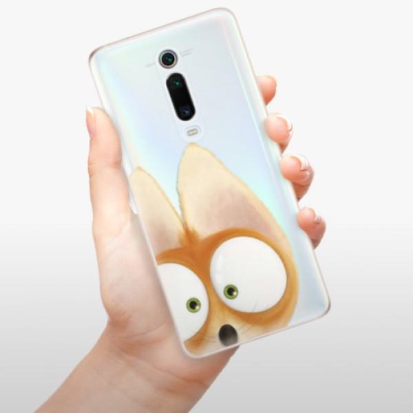 Odolné silikonové pouzdro iSaprio - Fox 02 - Xiaomi Mi 9T Pro
