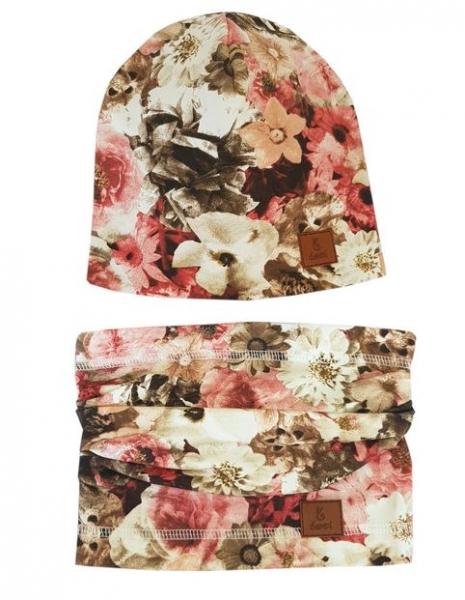 Bexa Jarní, podzimní čepice + komínek, Květy