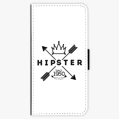 Flipové pouzdro iSaprio - Hipster Style 02 - Samsung Galaxy A3 2016