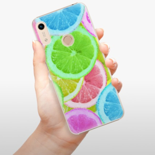 Plastové pouzdro iSaprio - Lemon 02 - Huawei Honor 8A