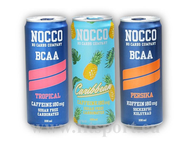 NOCCO BCAA + Caffeine 180mg