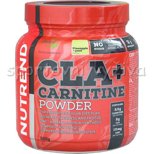 CLA + Carnitine Powder - 300g-ananas-hruska