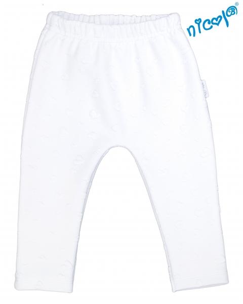 Dětské žakárové kalhoty Nicol Baletka