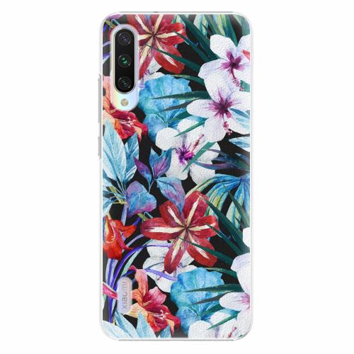 Plastový kryt iSaprio - Tropical Flowers 05 - Xiaomi Mi A3