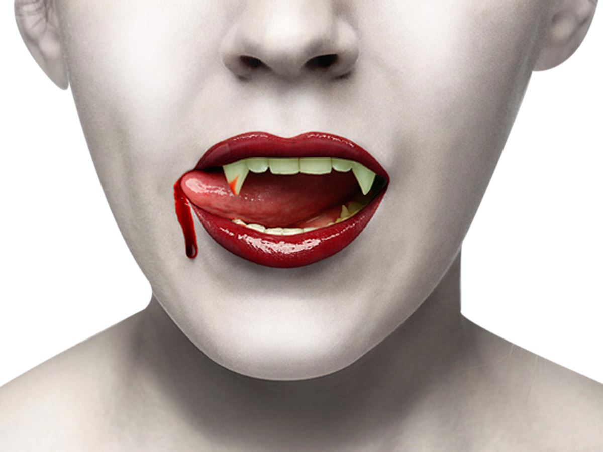 Upíří zuby