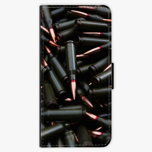 Flipové pouzdro iSaprio - Black Bullet - Nokia 5