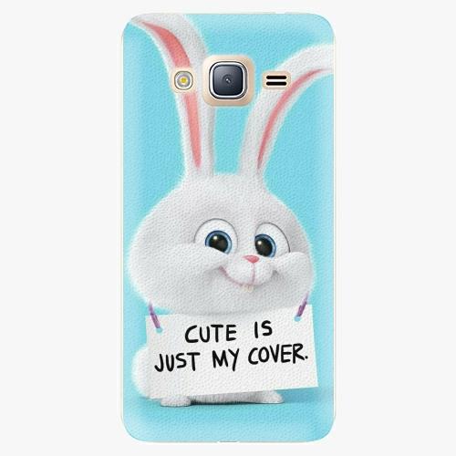 Plastový kryt iSaprio - My Cover - Samsung Galaxy J3