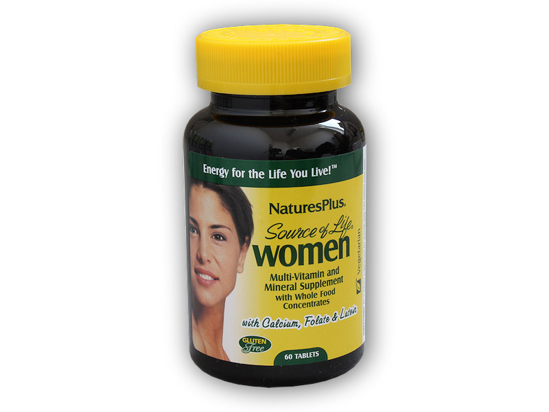 Source of Life Wommens 60 tablet