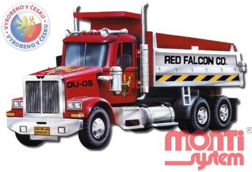SEVA Monti System 44 Auto WS DUMPER TRUCK stavebnice MS44 0107-44