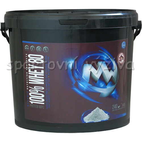 100% Whey 80 WPC - 6000g-mix