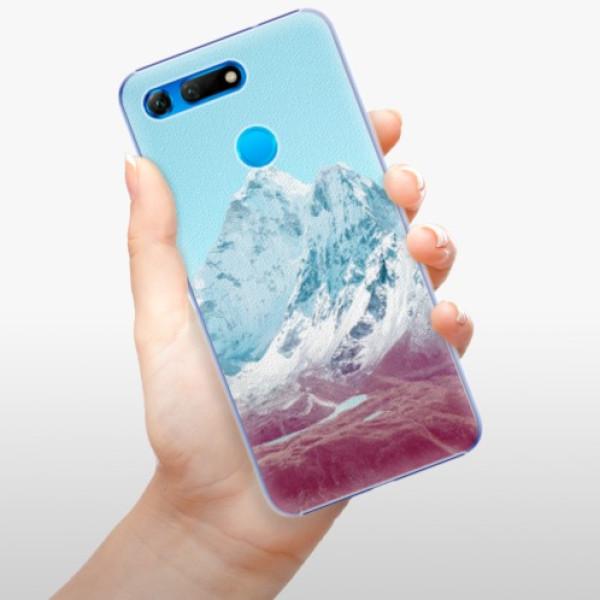 Plastové pouzdro iSaprio - Highest Mountains 01 - Huawei Honor View 20